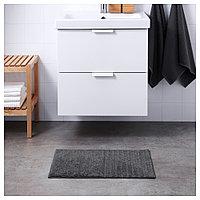 ВИННФАР Коврик для ванной, темно-серый, 40x60 см, фото 1