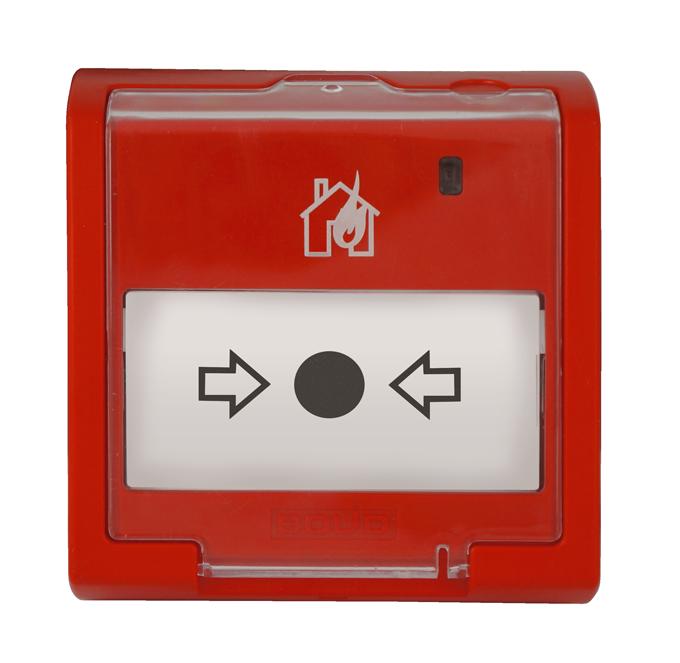 ИПР 513-3М извещатель пожарный ручной электроконтактный