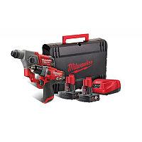 Набор инструментов Milwaukee M12 FPP2B-602X