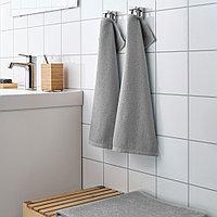 КОРНАН Полотенце, серый, 30x50 см, фото 1