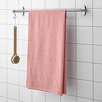 КОРНАН Банное полотенце, розовый, 70x140 см, фото 1