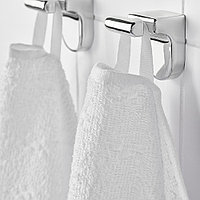 НЭРСЕН Банное полотенце, белый, фото 1