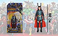 Фигурка героя шарнирная Локи (Loki)
