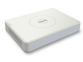 DS-N208(B) IP HiWatch Видеорегистратор сетевой 8 каналов /гарантия 12 мес/