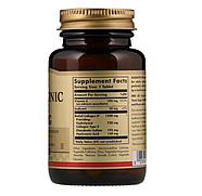 Solgar, Гиалуроновая кислота, 120 мг, 30 таблеток, фото 2