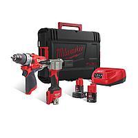 Набор инструментов Milwaukee M12FPP2S-422X M12 FUEL POWERPACK IN2