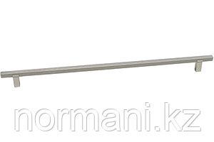 Ручка-скоба 320мм, отделка платина