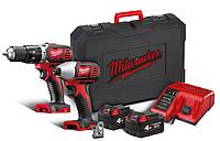 Набор инструментов Milwaukee M18 BPP2C-402C