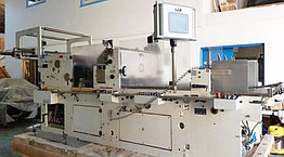 Автоматическая окошковклеивающая машина  KOHMANN Universal F-1120/2 2008г.в.  самонаклад в 2 потока