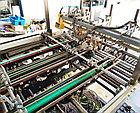 Автоматическая окошковклеивающая машина  KOHMANN Universal F-1120/2 2008г.в.  самонаклад в 2 потока, фото 7
