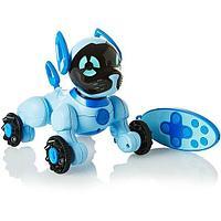 Интерактивный Робот щенок Чиппо WowWee голубой, фото 1