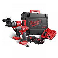 Набор инструментов Milwaukee M18 FPP2A2-502X