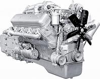 ЯМЗ-238Д V-образный 8-цилиндровый дизельный двигатель для МАЗ, КрАЗ