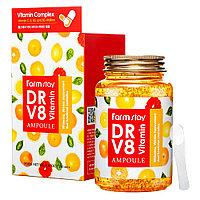 Ампульная сыворотка с витаминами DR.V8 Vitamin Ampoule