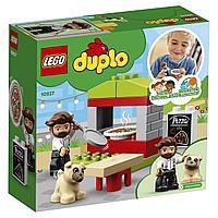 LEGO: Киоск-пиццерия DUPLO