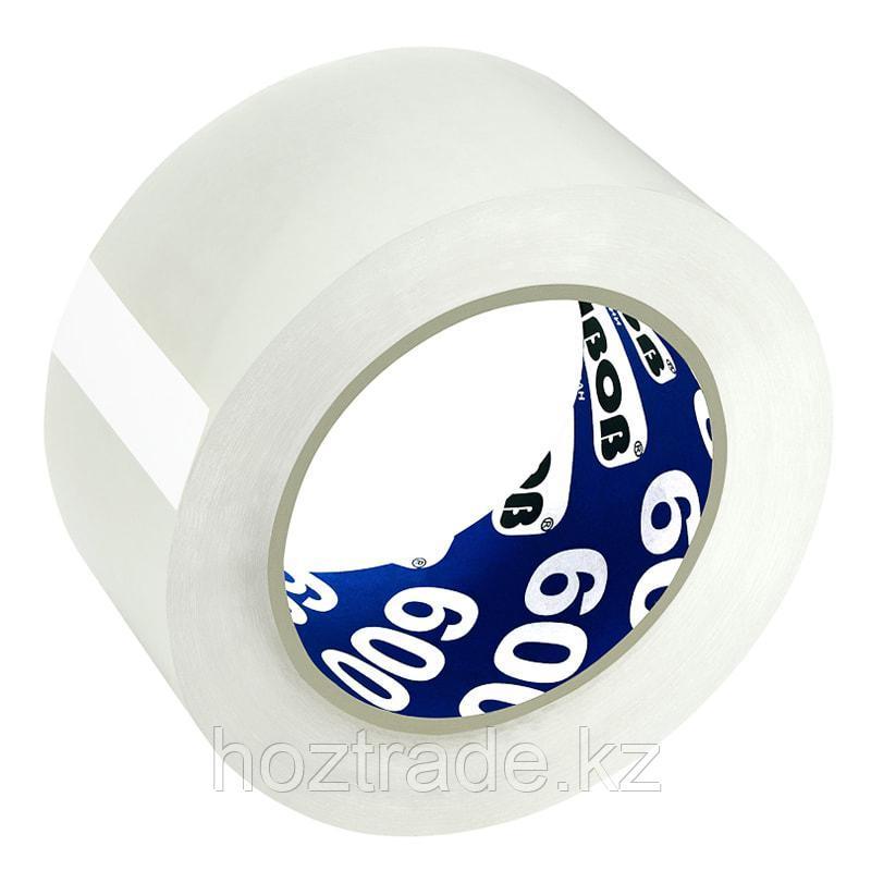 Клейкая лента упаковочная Unibob, 48мм*132м, 45мкм