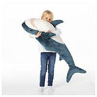 БЛОХЭЙ Мягкая игрушка, акула, 100 см, фото 1
