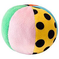 КЛАППА Мягкая игрушка,мяч, разноцветны, фото 1