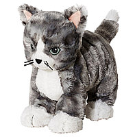 ЛИЛЛЕПЛУТТ Мягкая игрушка, кот серый, фото 1