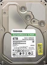 Toshiba HDWT360UZSVA Жесткий диск Surveillance S300 6TB