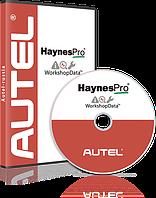 Подписка на техническую документацию Haynes PRO Tech Package, нормы времени, сервисное обслужив.
