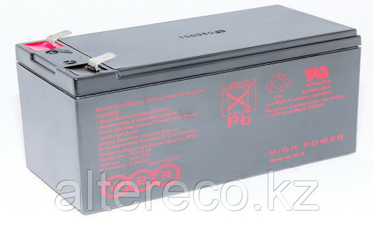 Аккумулятор WBR GP1233 (12В, 3,3Ач)