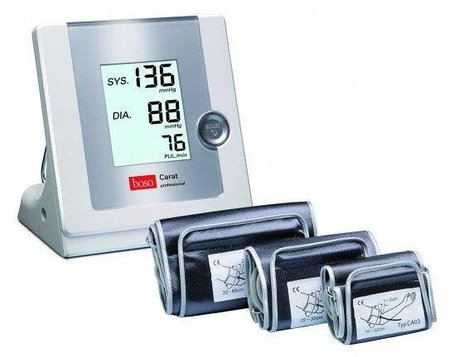 Автоматический медицинский тонометр  Carat Professional, фото 2