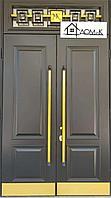 Изготовление железных дверей на заказ