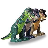Динозавр Тиранозавр WenSheng со свет. и звуком, фото 1