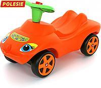"""Машинка каталка """"Мой любимый автомобиль"""" со звуковым сигналом"""