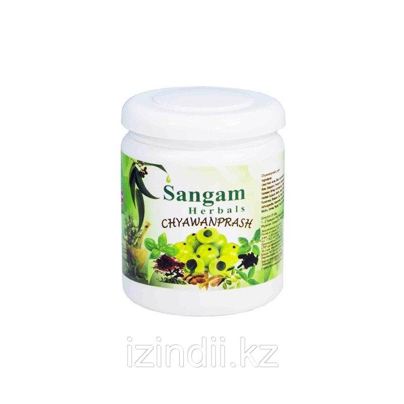 Чаванпраш, Джем, для иммунитета, 500 гр, Sangam Herbals