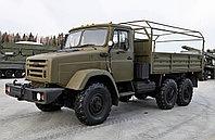 Бортовой автомобиль на шасси ЗИЛ евро-5 / евро-4