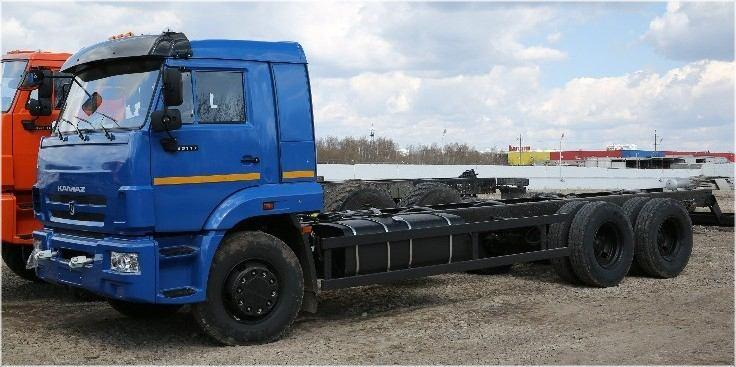 Автомобиль-шасси 65117-3010-23(A4)