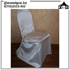 Чехлы на банкетные стулья Аренда 87077204537, фото 2