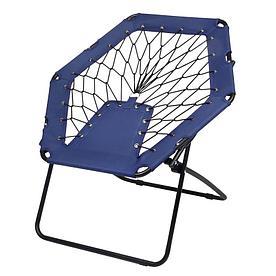 Банджи-стул. Раскладной стул