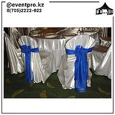 Фуршетные / банкетные юбки на столы в Аренду, фото 3