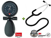 Монитор артериального давления CLASSICO и стетоскоп Littmann Classic 3