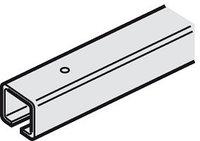 Ходовая шина для раздвижных дверей Silent, 6 м, алюминий, фото 1