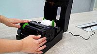 Настройка печати принтера этикеток