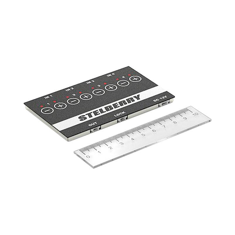 4-канальный цифровой аудиомикшер MX-300