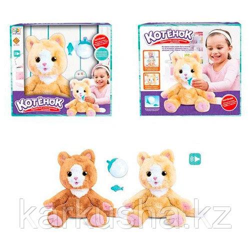 Интерактивная игрушка Кошечка
