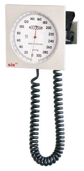 Accoson Six00 6-дюймовый медицинский монитор артериального давления настенный