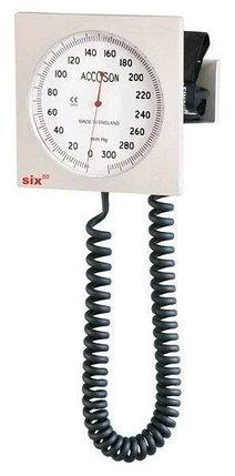 Accoson Six00 6-дюймовый медицинский монитор артериального давления настенный, фото 2