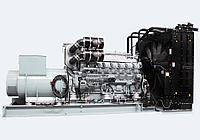 Сервисное обслуживание и ремонт Дизельных генераторов MITSUBISHI