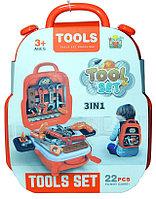 Чемодан рюкзак инструменты