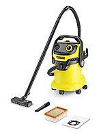 Пылесос для сухой и влажной уборки Karcher WD 5