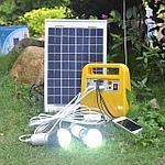 Мини солнечные электростанции