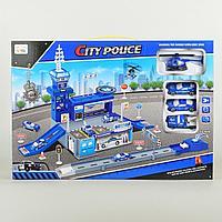 Детская Полицейская станция WW + пусковое устр-во, фото 1