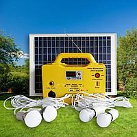 Солнечная система освещения SG1220W, фото 1