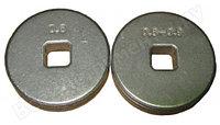 Ролик 0,6-0,9 мм сталь/порошковая для аппаратов Combi 4.135, 165, 195, 105,132, 152, 162 BLUEWELD 722529